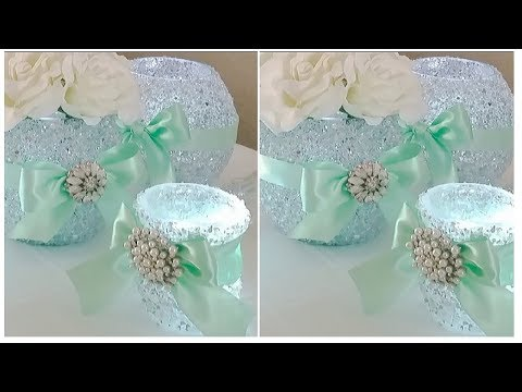 BLING AND GLAM BABY SHOWER DIY/LGHTS HIGHLY REQUESTED TIFFANY INSPIRED