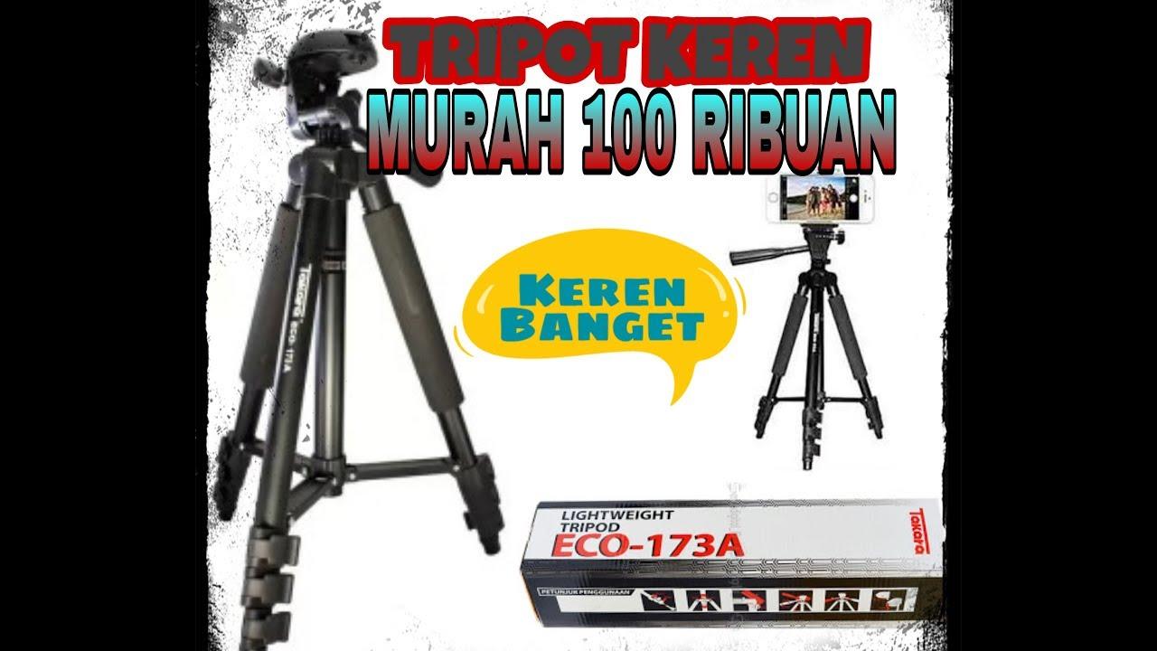 Tripod Hp Keren Dan Murah Takara Eco 173a Youtube