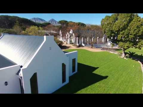 Hoogeind Manor Conference Venue in Somerset West, Cape Town, Western Cape