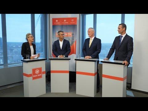 Mein Geld TV: Roundtable PKV