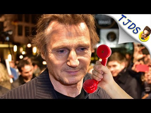 Liam Neeson Freaks Out Over Earthquakes In California