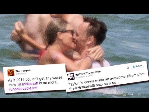 Fans React To Taylor Swift & Tom Hiddleston Breakup