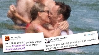 Fans React To Taylor Swift & Tom Hiddleston Breakup