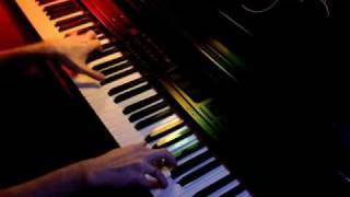 Erasure - Always (Robot Unicorn Attack) - Piano Cover