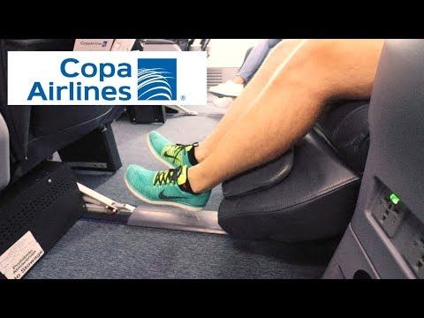COPA Airlines - Business Class - Panama to Miami