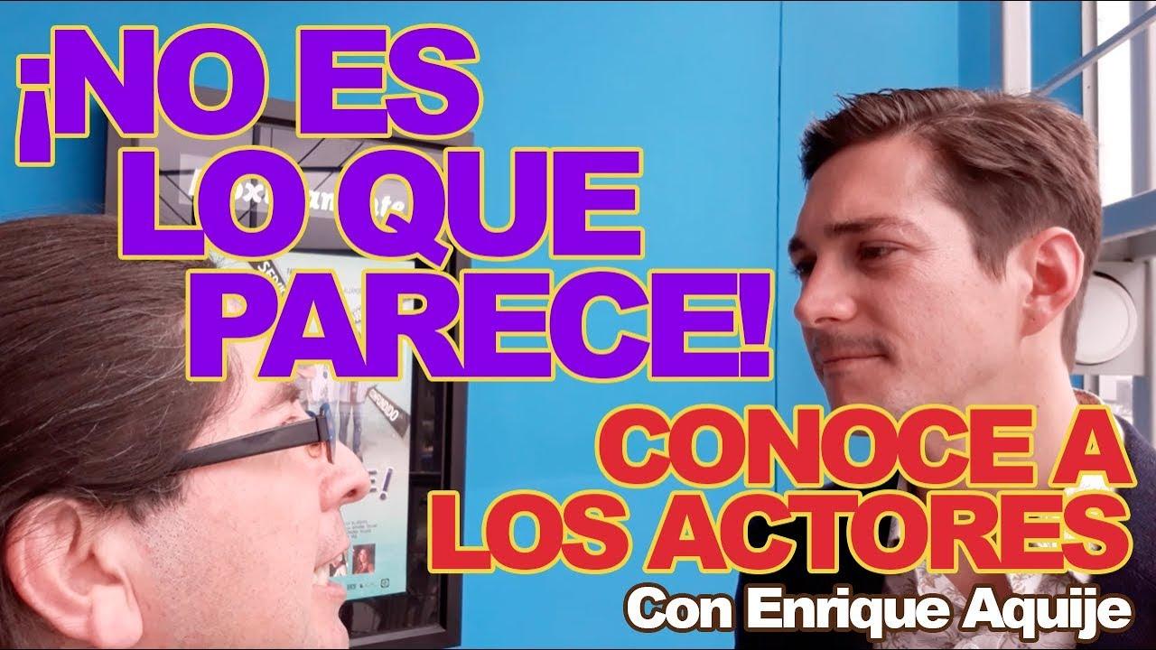 """Ver Cineaparte en la conferencia de prensa de la película """"No es lo que parece"""" en Español"""