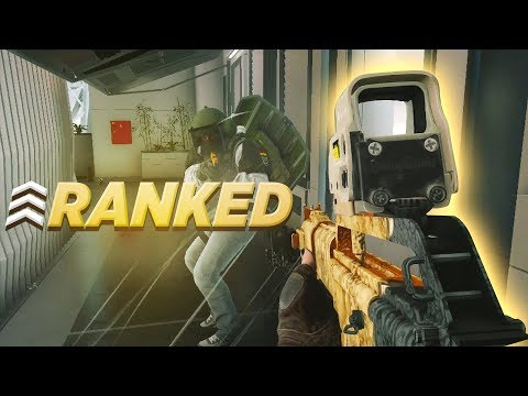 NEW SEASON RANKED PLACEMENT MATCHES - Rainbow Six Siege