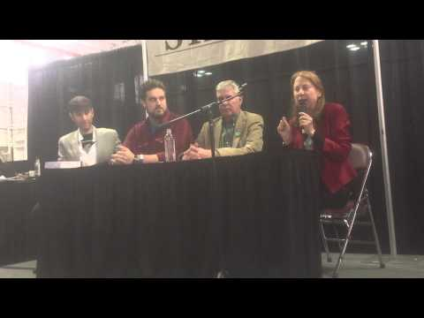 Inside GMOs: A Survivor's Guide panel at the Green Festival 2013