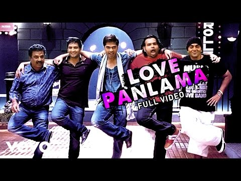 Podaa Podi - Love Panlama Video | STR | Dharan Kumar