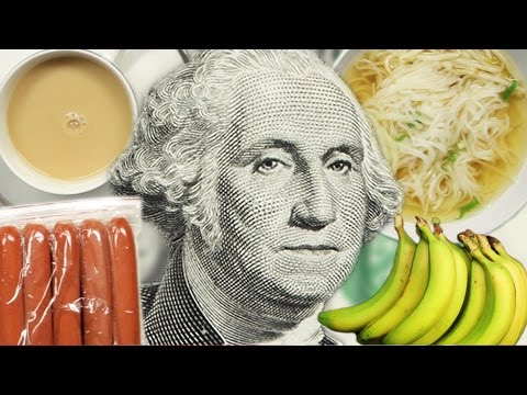 How Much Food Can You Buy For $1 Around The World?