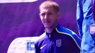 Церемонія нагородження Кубку Європи зі спортивної ходьби, 50 км, Подебради, 21 травня 2017 р.
