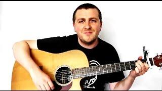 Budapest - Guitar Lesson - George Ezra
