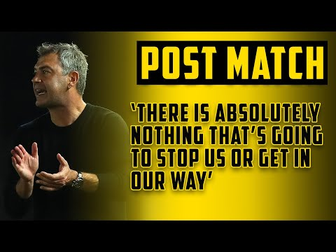 POST MATCH | Mark Rudan On 8-2 Win Over Mariners