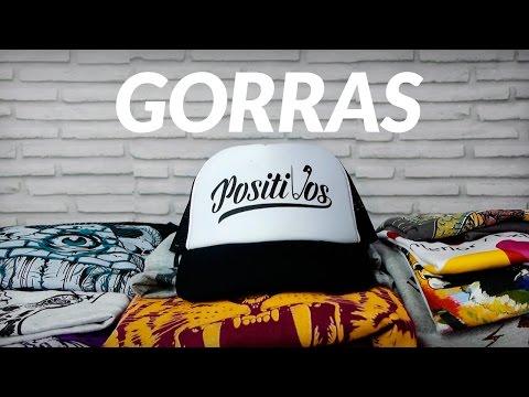 Gorras Personalizadas - Positivos.com