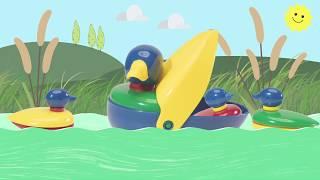 Ambi Toys in Motion - Duck Family