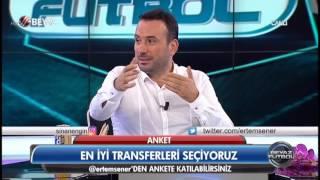 (..) Beyaz Futbol 4 Eylül 2016 Kısım 5/5 - Beyaz TV