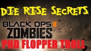 Die Rise Secrets: Attempt to Get to PhD Flopper - We Think It's Just a Troll by @Treyarch