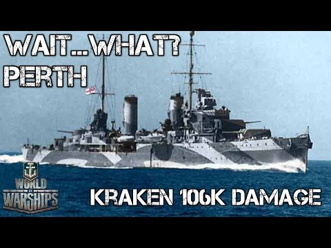 World of Warships - Wait....What? - Perth