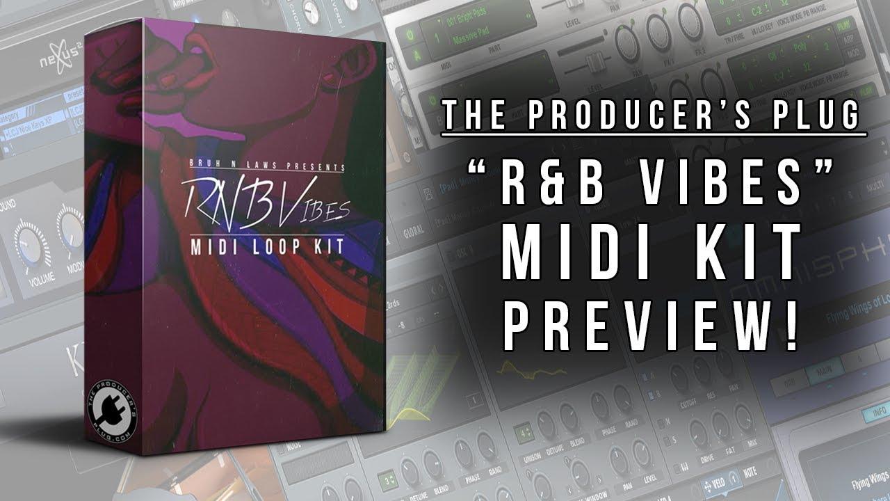 Rnb midi pack reddit | In The Mood R&B MIDI  2019-06-06