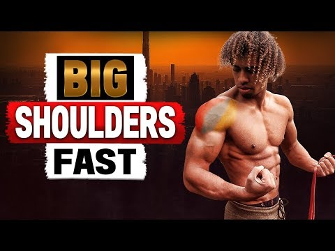 Grow Big Shoulders With This Bodyweight Workout Hits All 3 Heads