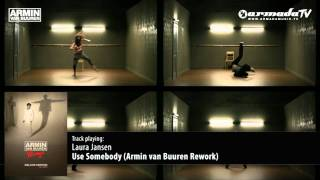 Laura Jansen - Use Somebody (Armin van Buuren Rework)