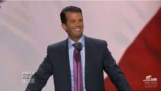 Donald Trump Jr.  |  2016 Republican National Convention