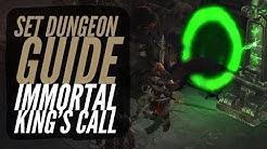 Diablo 3 - Barbarian - Immortal King's Call - Set Dungeon Guide
