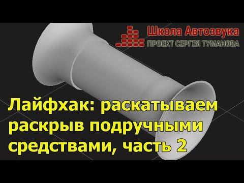 Как сделать фазоинвертор своими руками