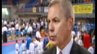 Krótka relacja z Pucharu Europy Dzieci w Karate Tradycyjnym w TVP Lublin