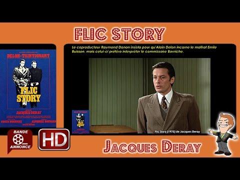 Flic Story De Jacques Deray 1975 #mrcinema 172
