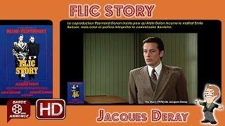 Flic Story de Jacques Deray (1975) #MrCinema 172