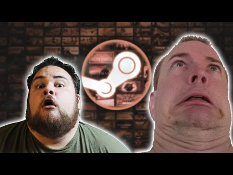 The Worst Steam Games w/ Sark