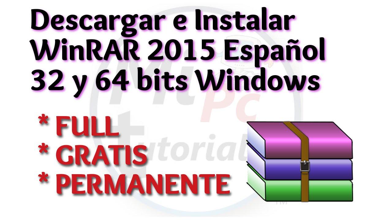 <b>Descargar</b> <b>WinRAR</b> (<b>64</b> <b>bits</b>) <b>gratis</b> - Última versión en <b>español</b> ...