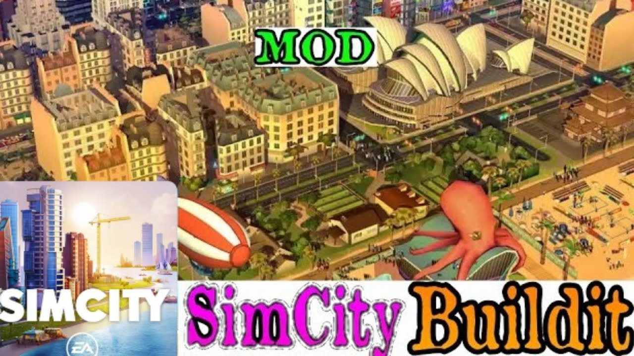 simcity buildit mod apk (unlimited money/coins/keys) android 1