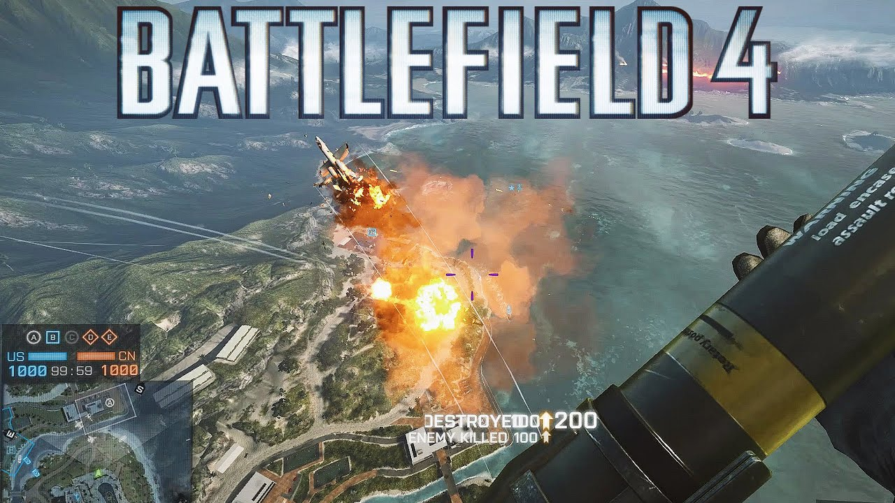 THIS is why we can't stop playing Battlefield 4