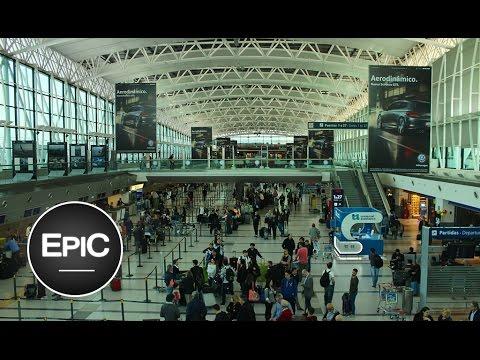 Aeropuerto Internacional de Ezeiza (Ministro Pistarini) - Buenos Aires, Argentina (HD)