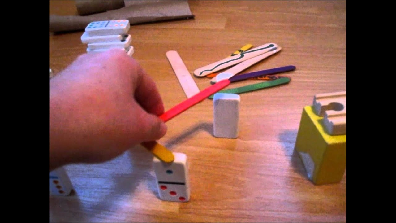 how to make a simple rube goldberg machine become a beginner youtube
