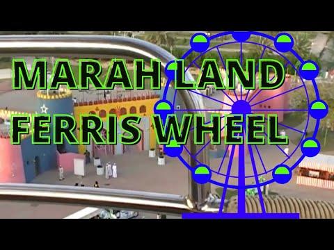 Ferris Wheel in Muscat Oman