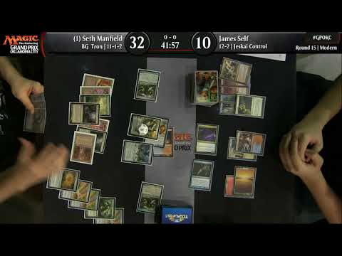 Magic the Gathering GP OKC 2017 Round 15