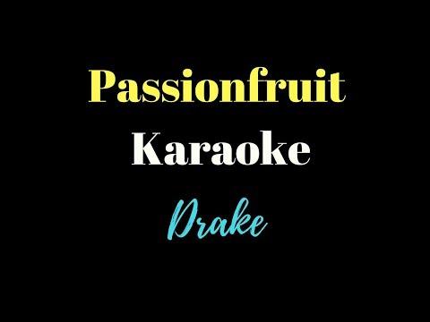 Drake - Passionfruit (Karaoke)