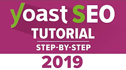 Yoast Seo Tutorial 2018 - How To Setup Yoast SEO Plugin - WordPress SEO By Yoast