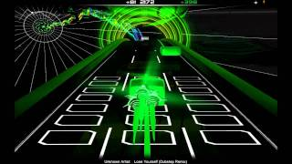 Eminem - Lose Yourself (Bo biz Dubstep Remix) in Audiosurf
