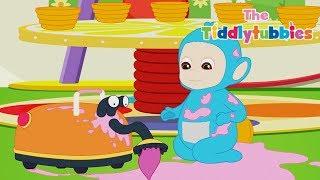 เทเลทับบี้ | Tiddlytubbies ทารก ☆ ตอนใหม่เอี่ยม ☆