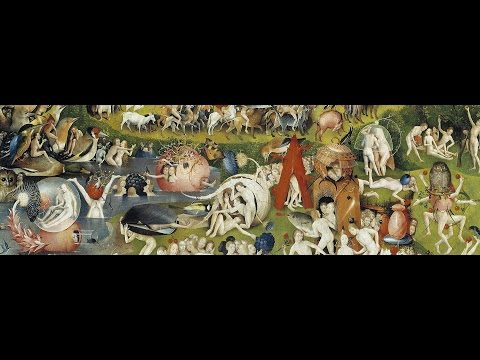 Mr.Beam – Bosch By Night | 500 years of Jheronimus Bosch