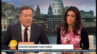DAVID BOWIE DEAD - FIRST REPORT