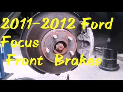 Changing brake pads on escort agree, your
