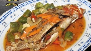 KETCHUP STEAMED FISH OKRA style 2 of 3 Recipe