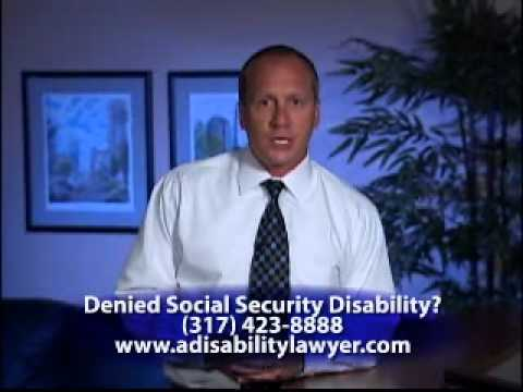 Scott D. Lewis - Indianapolis Social Security Disability Attorney