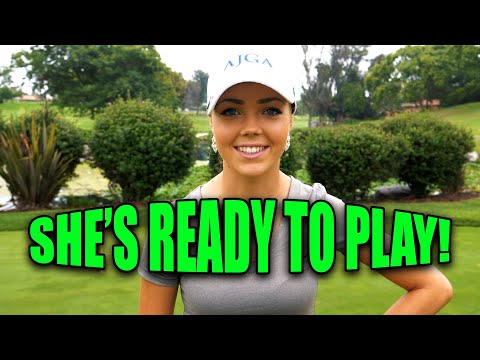 NEW LPGA DRESS CODE: THE GIRLS WEIGH IN - COUNTRY CLUB OF RB // PART 1 (4K)