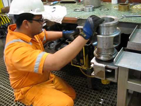 Marine Source Mechanic / Gun Mechanic